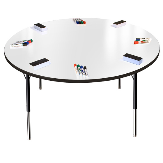 Classic Dry Erase Tables