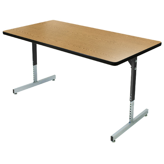 T Series Pedestal Tables