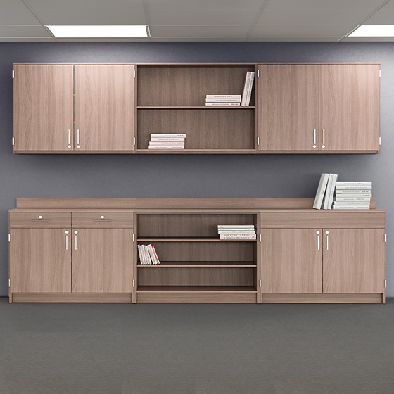 CaseWorks Wall Cabinets